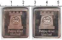 Изображение Монеты Великобритания жетон 0 Серебро Proof- Монетный двор Побджо