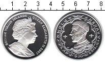 Изображение Монеты Виргинские острова 10 долларов 2007 Серебро Proof- Елизавета II. Генрих