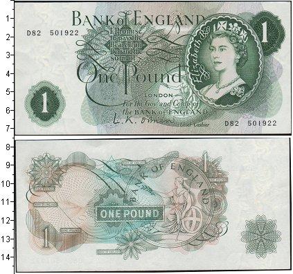 Картинка Боны Великобритания 1 фунт  0