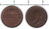 Изображение Монеты Великобритания 1/3 фартинга 1913 Медь XF