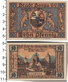 Изображение Боны Веймарская республика 10 пфеннигов 1921  XF Нотгельд.