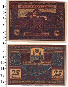 Изображение Боны Веймарская республика 25 пфеннигов 1921  XF