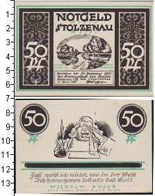 Изображение Банкноты Веймарская республика 50 пфеннигов 1921  XF Нотгельд.