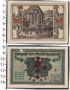 Изображение Боны Веймарская республика 25 пфеннигов 1921  UNC-