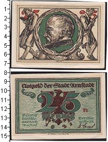 Изображение Банкноты Германия 25 пфеннигов 1921  XF- Нотгельд