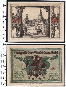 Изображение Банкноты Германия 25 пфеннигов 1921   Нотгельд