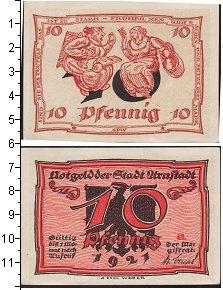 Изображение Банкноты Германия 10 пфеннигов 1921   Нотгельд