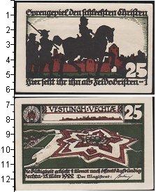 Изображение Боны Германия : Нотгельды 25 пфеннигов 1922   Нотгельд