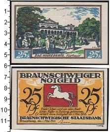 Изображение Банкноты Германия : Нотгельды 25 пфеннигов 1921   Нотгельд