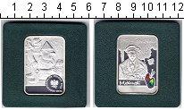 Изображение Монеты Польша 20 злотых 2005 Серебро UNC Тадеуш Маковский.