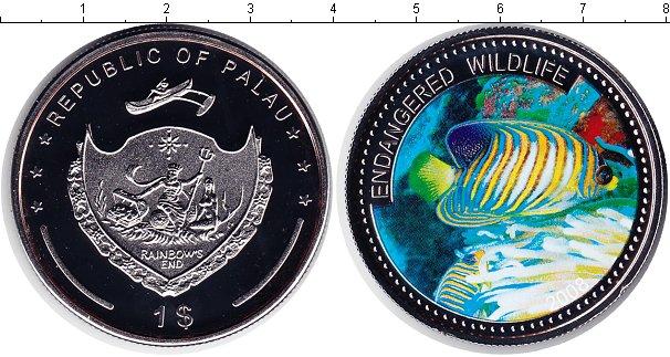 Картинка Монеты Палау 1 доллар Медно-никель 2008