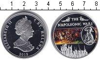 Изображение Монеты Остров Святой Елены 25 пенсов 2013 Посеребрение Proof- Елизавета II. Войны