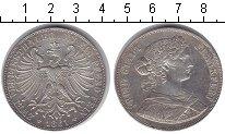 Изображение Монеты Франкфурт 2 талера 1861 Серебро XF