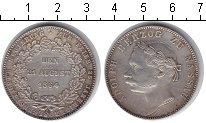 Изображение Монеты Нассау 1 талер 1864 Серебро XF