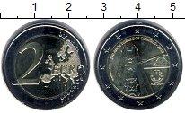 Изображение Мелочь Португалия 2 евро 2013 Биметалл UNC-