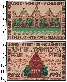 Изображение Банкноты Германия : Нотгельды 25 пфеннигов 1921  UNC-