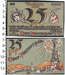 Изображение Банкноты Германия : Нотгельды 25 пфеннигов 1921  XF-