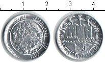 Изображение Монеты Сан-Марино 5 лир 1977 Алюминий UNC-