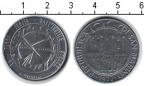 Изображение Монеты Сан-Марино 100 лир 1977 Медно-никель UNC-