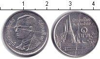 Изображение Барахолка Таиланд 1 бат 1998 Медно-никель XF