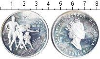 Изображение Монеты Канада 15 долларов 1996 Серебро UNC- 100-летие Олимпийски