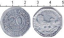 Изображение Монеты Нотгельды 20 пфеннигов 0 Алюминий XF Транспортный нотгель
