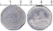 Изображение Монеты Нотгельды 20 пфеннигов 0 Алюминий UNC-