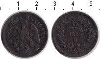 Изображение Монеты Мексика 1 сентаво 1889 Медь VF