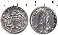 Изображение Монеты США 1/2 доллара 1934 Серебро UNC-