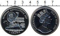 Изображение Мелочь Великобритания Остров Мэн 1 крона 1999 Медно-никель UNC-