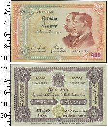 Изображение Банкноты Таиланд 100 бат 2002  UNC-
