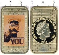 Изображение Монеты Тристан-да-Кунья 1 крона 2014  UNC
