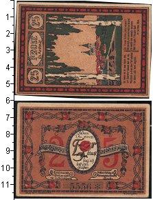 Изображение Банкноты Германия : Нотгельды 25 пфеннигов 0  UNC-