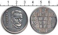 Изображение Монеты Бельгия 250 франков 1994 Серебро XF Альберт II