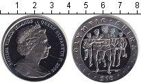 Изображение Монеты Виргинские острова 10 долларов 2008 Серебро Proof- Олимпийские игры 200