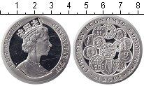 Изображение Монеты Гибралтар 21 экю 1993 Серебро UNC-