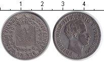 Изображение Монеты Пруссия 1/6 талера 1826 Серебро VF А. Фридрих Вильгельм