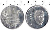 Изображение Монеты Бельгия 250 франков 1994 Серебро Proof-