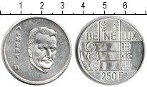 Изображение Монеты Бельгия 250 франков 1994 Серебро UNC- Альберт II.