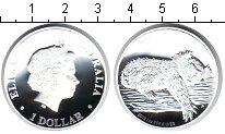 Изображение Монеты Австралия 1 доллар 2012 Серебро Proof Коала. Питфорт