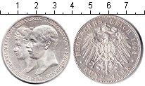 Изображение Монеты Мекленбург-Шверин 5 марок 1904 Серебро XF