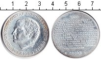 Изображение Монеты Швеция 200 крон 1980 Серебро XF