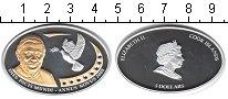 Изображение Монеты Острова Кука 5 долларов 2008 Серебро Proof-