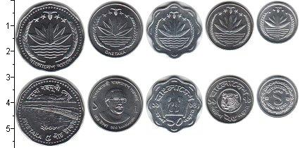 Изображение Наборы монет Бангладеш Бангладеш 0  UNC-