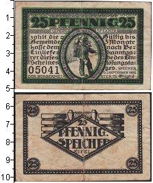 Изображение Банкноты Германия : Нотгельды 25 пфеннигов 1920  XF-