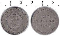 Изображение Монеты Гессен 1 талер 1833 Серебро  Вильгельм.