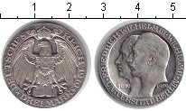 Изображение Монеты Пруссия 3 марки 1910 Серебро XF 100-летие университе