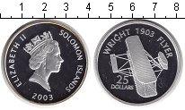 Изображение Монеты Соломоновы острова 25 долларов 2003 Серебро