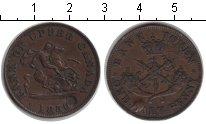 Изображение Монеты Канада 1/2 пенни 1850 Медь XF Токен