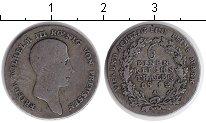 Изображение Монеты Пруссия 1/6 талера 1812 Серебро  Фридрих Вильгельм II